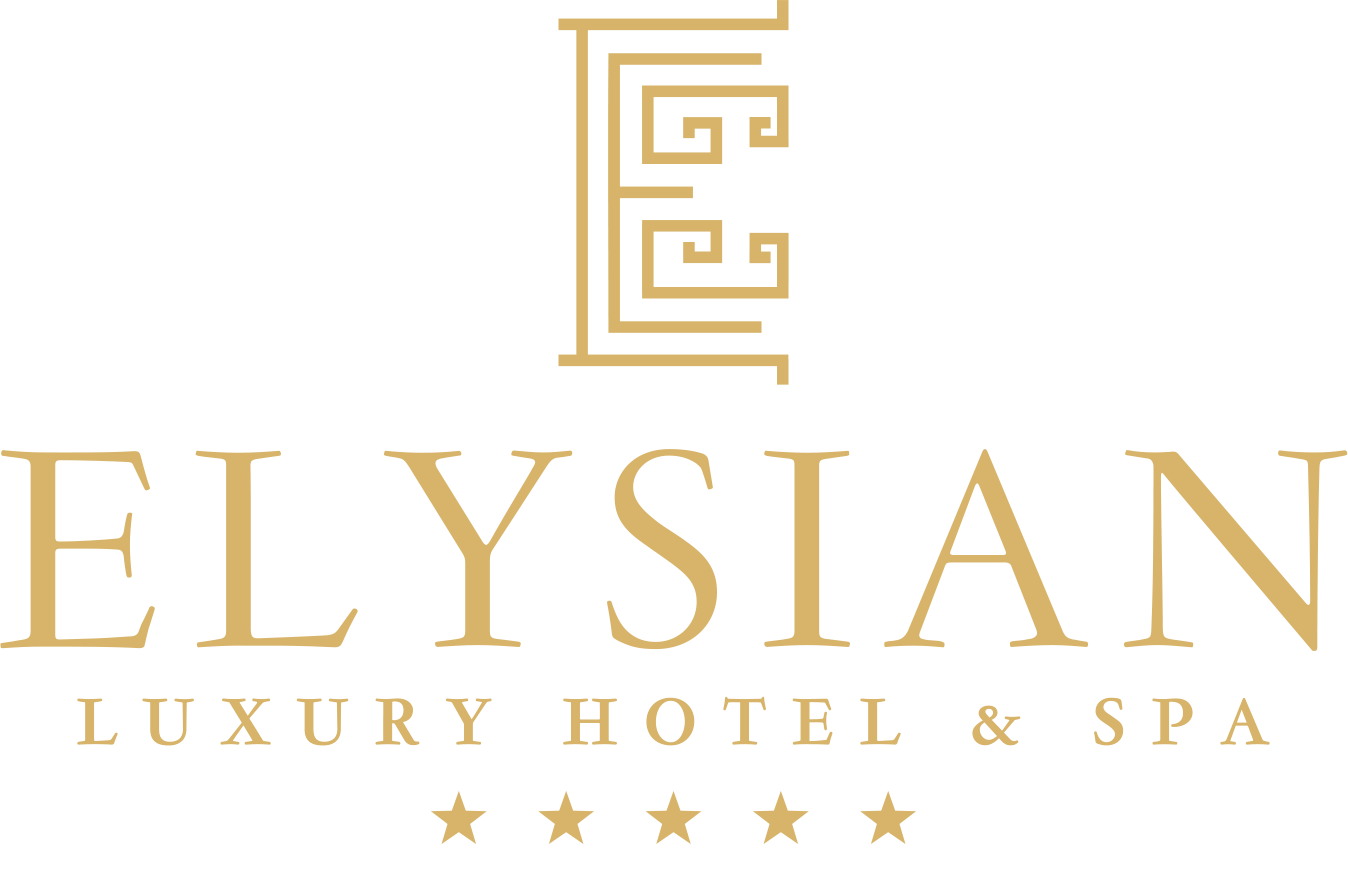 Elysian luxury hotel and spa logo