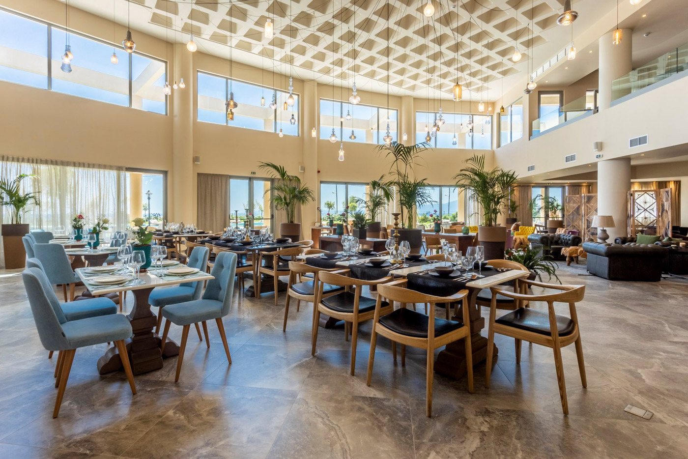 Elysian luxury hotel and spa Kalamata restaurant